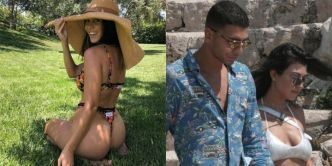Kourtney Kardashian: Elle pose sur Instagram et Younes Benjima la tacle !
