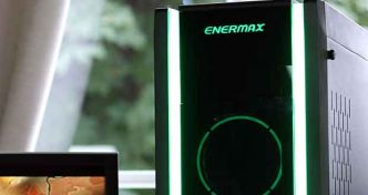 Saberay d'Enermax, test complet