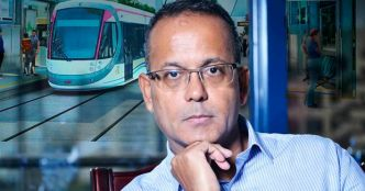"""Dr Das Mootanah: """"The Metro Express will have a multiplier effect"""""""