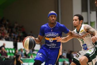 Basket - Jeep Elite - Jerel Blassingame rejoint l'Elan béarnais