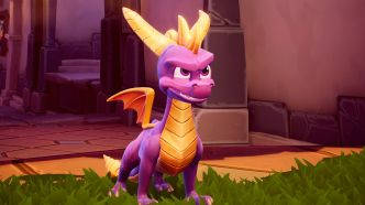 Spyro Reignited Trilogy : 5 minutes de gameplay exclusif