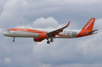 Airbus A321neo easyJet (Image)