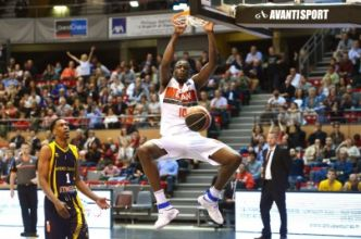 Moustapha Fall de retour en France, à l'ASVEL ?