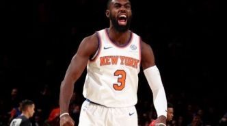 De la G-League à leader attendu des Knicks, Tim Hardaway Jr. a songé à arrêter le basket