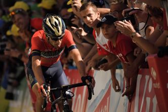 Cyclisme -  Tour de France - Le Tour de France perd Nibali