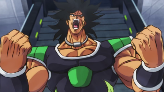Le film animation Dragon Ball Super: Broly, en Trailer