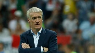 Coupe du monde 2018: Didier Deschamps tacle Christophe Dugarry