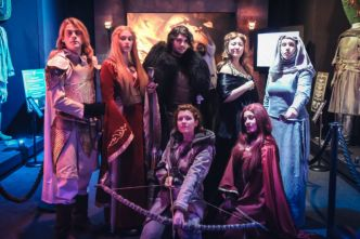 L'exposition Game of Thrones  gratuite pour les cosplayers