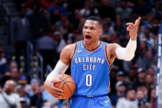 Le Thunder a un effectif sacrément costaud !