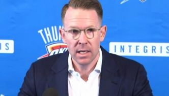 Oklahoma City : le grand numéro de Sam Presti