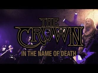 Death Metal. On revient sur l'album de The Crown : Cobra Speed Venom, sorti le 16 mars chez...