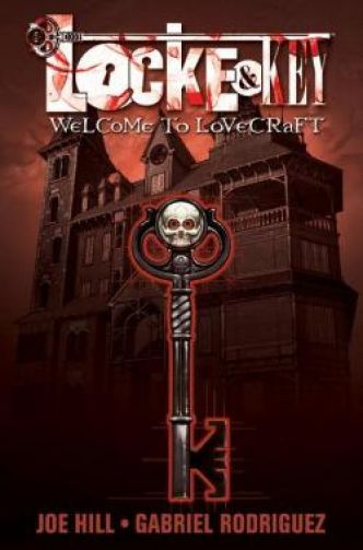 Locke & Key, tome 1 : Bienvenue à Lovecraft par Joe Hill