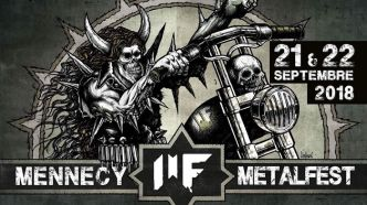 Mennecy Metal Fest : 21 et 22 septembre 2018