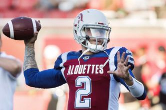 Johnny Manziel sera le quart partant contre les Tiger-Cats