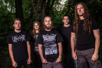 RIVERS OF NIHIL sort 'Monarchy' en vinyle
