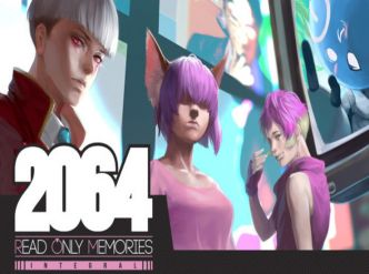 2064: Read Only Memories INTEGRAL daté…