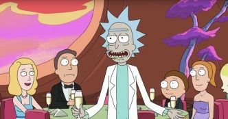 Un bar éphémère Rick and Morty va ouvrir ses portes à Washington
