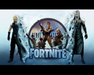 Final Fantasy VII remake sera la saison 7 de Fortnite.
