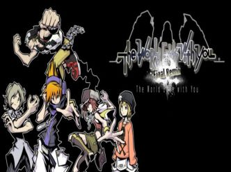 The World Ends with You prend la pose…