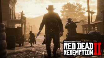 Red Dead Redemption 2 : Le trailer de gameplay se regarde ICI ET MAINTENANT