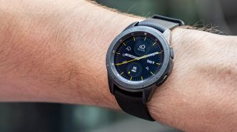 Le Galaxy Note 9 n'arrive pas seul : voici la Samsung Galaxy Watch !
