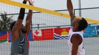 Océanias 2018 de Volley Ball, les Wallisiens et Futuna comptent briller