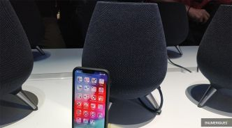 Samsung Galaxy Home, l'enceinte connectée rivale du HomePod