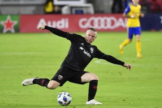 Foot - MLS - Wayne Rooney passeur avec DC United