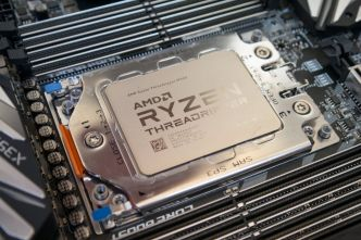 AMD RYZEN Threadripper 2990WX à 5.3 GHz : 1000 watts de consommation