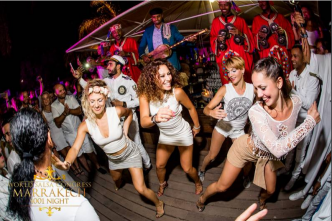 Palmeraie Resorts accueille le 5ème « World Dance Congress Marrakech »