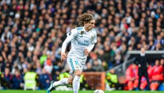 Real Madrid : Luka Modric dans le groupe contre l'Atletico