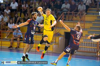 Starligue | Chambéry pose ses nouvelles bases