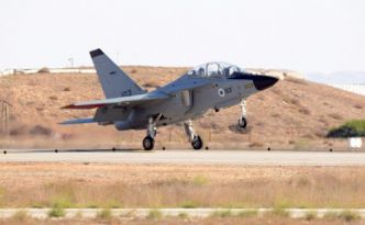 Grave accident d'avion sur une base de l'Israel Air Force….