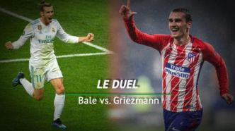 Supercoupe d'Europe – Real – Atlético : Bale contre Griezmann