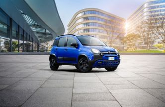 Fiat Panda City Cross Waze : connectée !