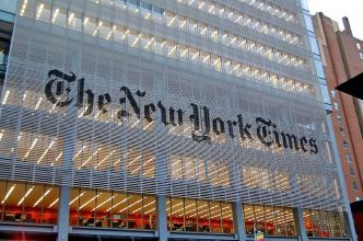 Le New York Times s'offre une plume à fourchette en Californie