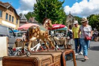 Brocantes : où chiner ce week-end dans l'Allier