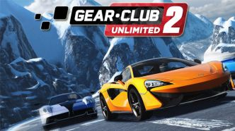 Nintendo Switch : Gear.Club Unlimited 2 annoncé