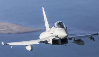 La Royal Air Force en protection des Malouines