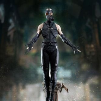 Une magnifique figurine Psycho Mantis (Metal Gear Solid) par First 4 Figures