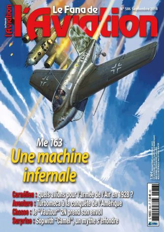 Le Fana de l'Aviation n°586 – Septembre 2018