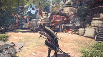 Monster Hunter World sur PC : Un excellent portage, mais tardif