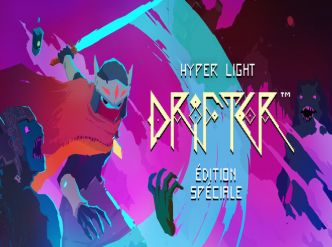 Hyper Light Drifter prend la pose…
