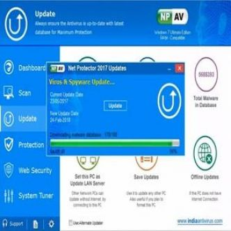 Net Protector Internet Security 2018