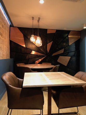 Table coup de coeur – NE/SO (Paris), du chef Guillaume Sanchez