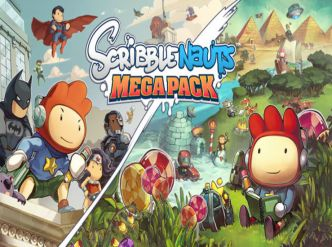 Scribblenauts Mega Pack s'illustre…