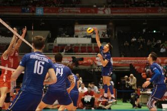 Volley - CdM (H) - Championnat du monde de volley-ball : France-Chine en direct