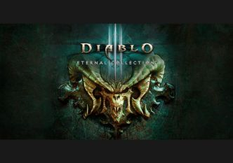Diablo III : Eternal Collection sera disponible le 2 novembre sur Switch