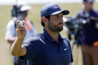Golf - EPGA - KLM Open : Le chip parfait d'Alexander Levy
