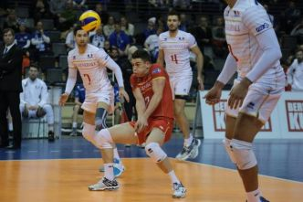 Volley - ChM (H) - Championnat du monde : la France domine l'Egypte